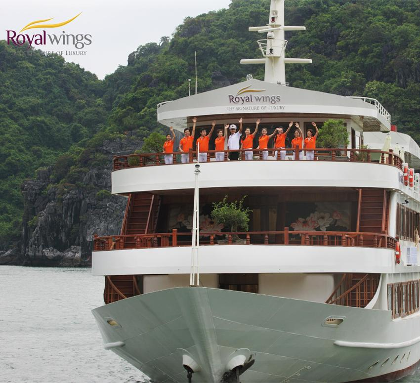 Halong Royal Wing Cruise