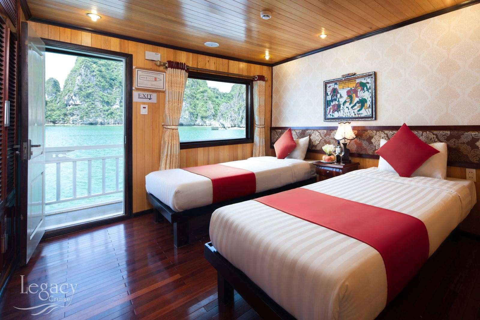 Halong Legacy Legend Cruise