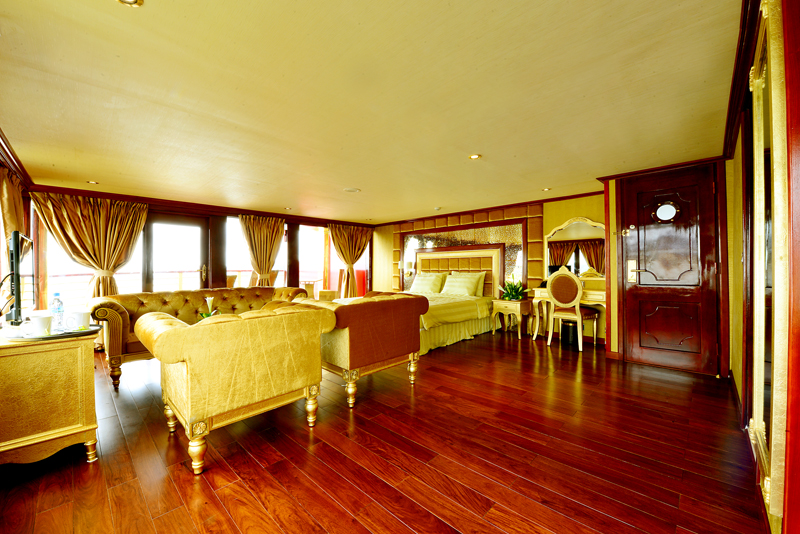 Halong Golden Cruise