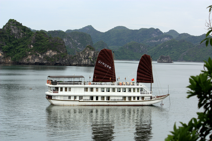 HALONG GINGER CRUISE DEALS