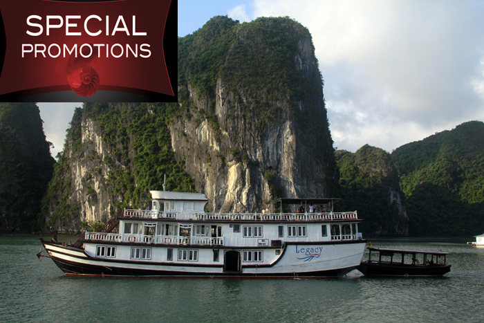 Halong Cruise Private tours